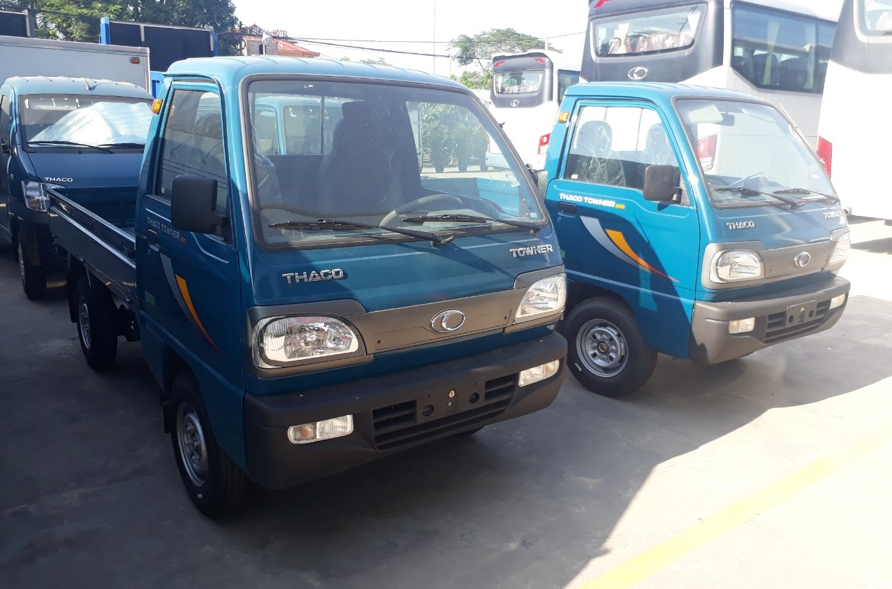 thaco towner 800 hải phòng